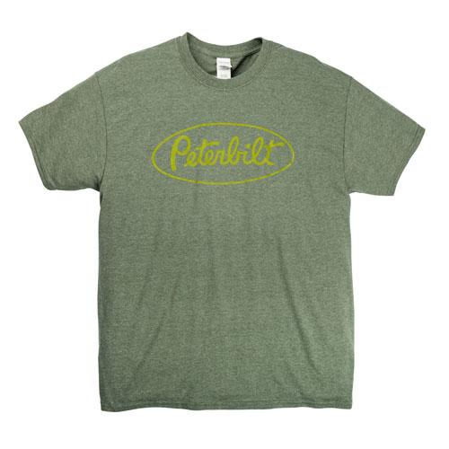 Peterbilt Oval T-shirt