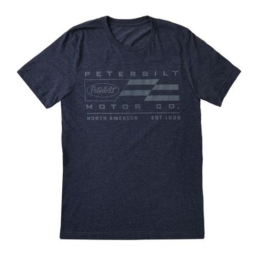 Peterbilt Motor Co. Heathered T-shirt