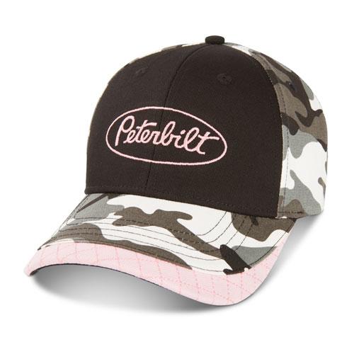 Ladies' Quilt-Stitch Camo Hat