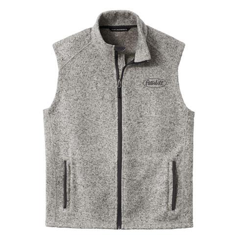 Fleece Sweater Vest