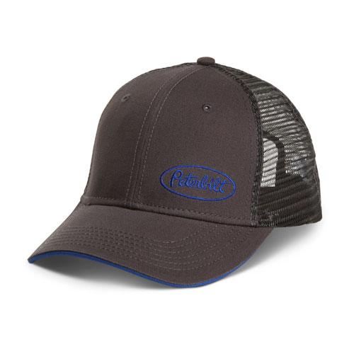 Offset Oval Mesh Cap