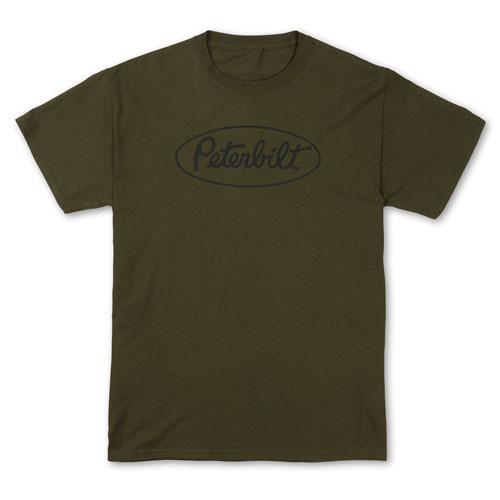 Logo T-shirt – Green
