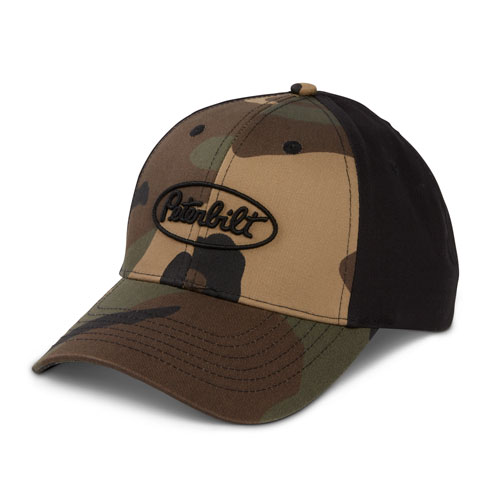 3D Embroidered Camo Hat