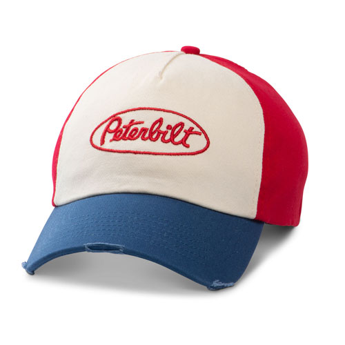 Washed Vintage Fitted Hat