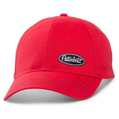 Red Sideswipe Unstructured Hat