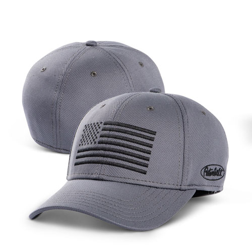 Tonal Flag Performance Fitted Hat