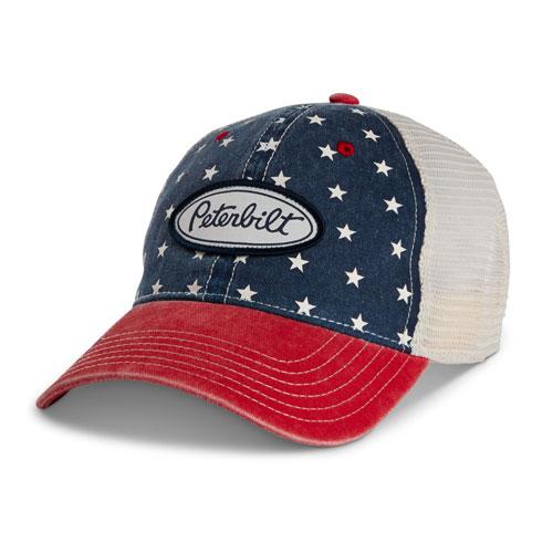 Ladies Stars Mesh Cap