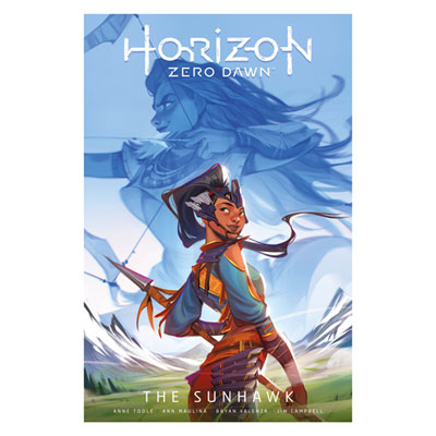 Horizon Zero Dawn - The Sunhawk