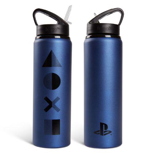 Pearlized Symbols Water Bottle