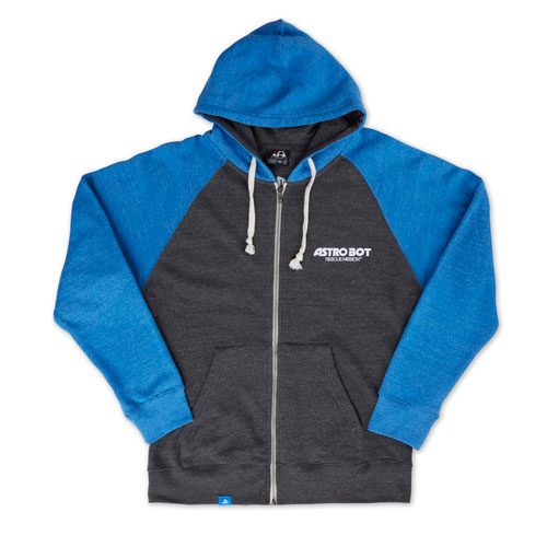 ASTRO BOT Rescue Mission Full Zip Hoodie