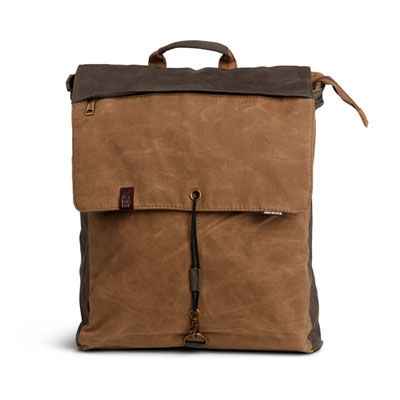The Last of Us Part II Dri Duck Waxed Cotton Commuter Canvas Backpack