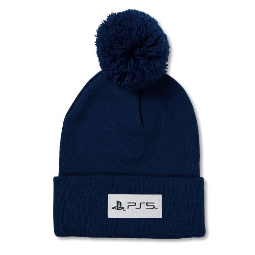 PS5™ logo Cuffed  Knit Beanie