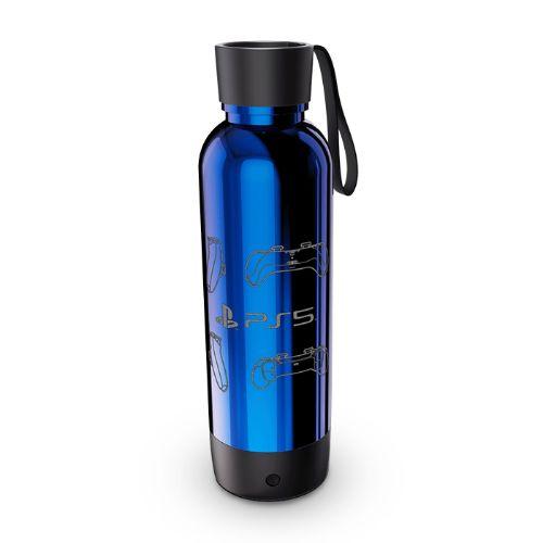 Lite-Up DualSense™ Wireless Controller Water Bottle