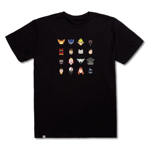 PlayStation Studios Character Icons T-Shirt