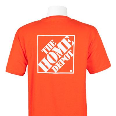 Promotional Tee Shirt - Orange