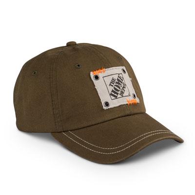 Grommet Patch Hat