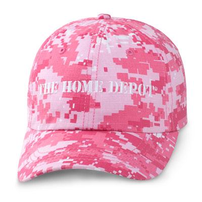 Ladies' Digital Camo Hat
