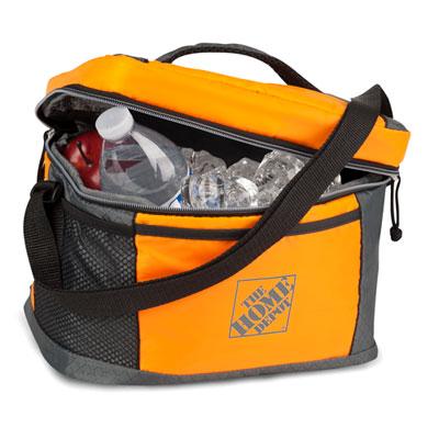 Orange Lunch Cooler