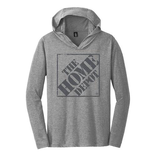 Long-Sleeve Hooded T-shirt