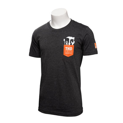 "THD Crew ""Pocket"" T-shirt"