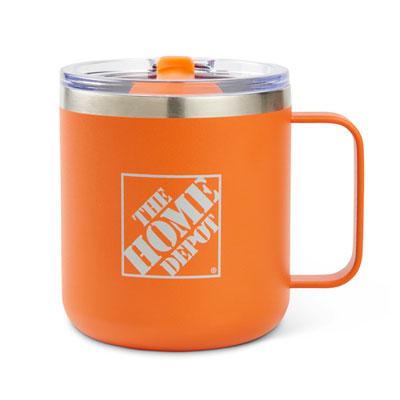 Insulated Stainless Camper Mug