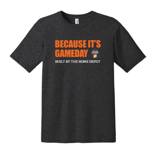 """""""Because It's GameDay"""" T-shirt"""