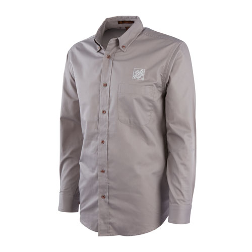 Stain-Release Easy-Care Dress Shirt