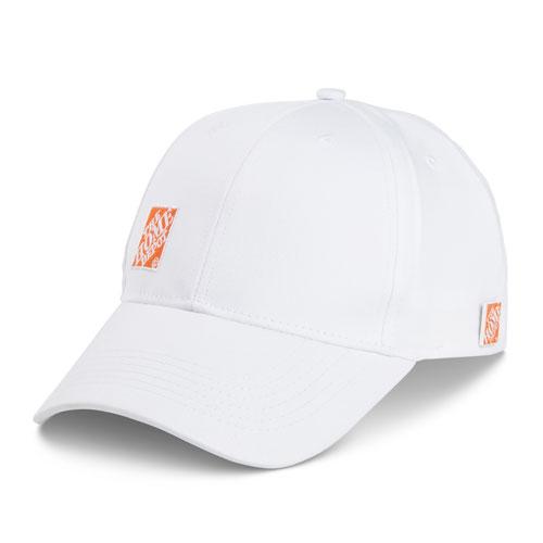 Mask Clip Cap – White