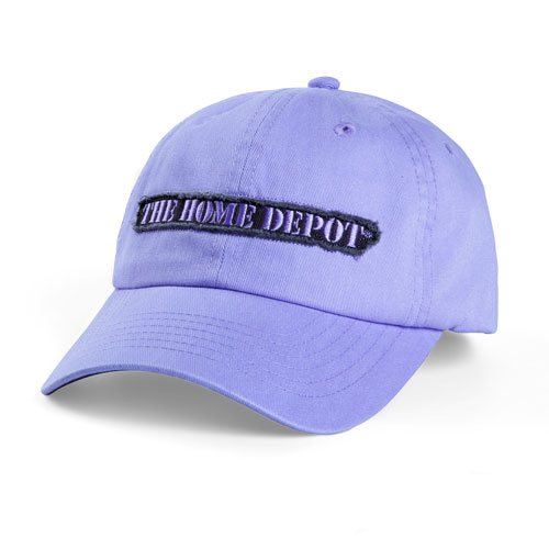 Ladies' Frayed-Applique Cap