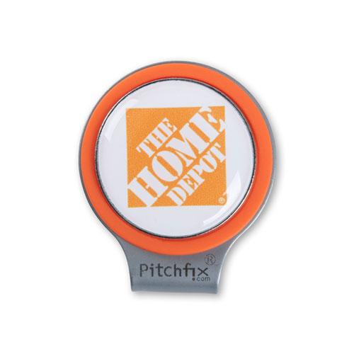 Pitchfix® Ball Marker Hat Clip