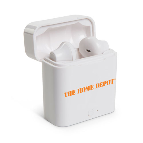 Volantis Bluetooth® 5.0 Earbuds with UVC Charging Case