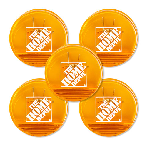 Round Bag Clip (5 Pack)
