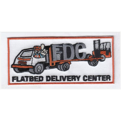 FDC Flatbed Patch