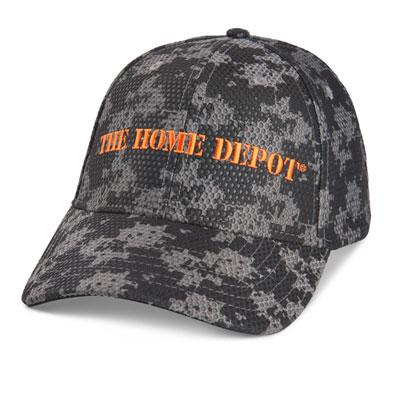 Honeycomb Camo Hat