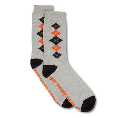 Pattern Dress Socks