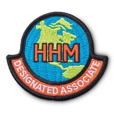 Designated HHM&W Associate Badge