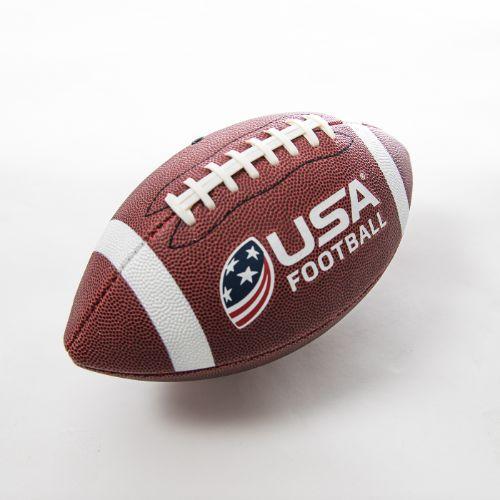 USA Football Pee Wee Football Brown