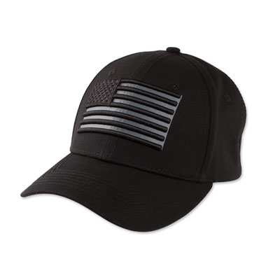 Tonal flag cap